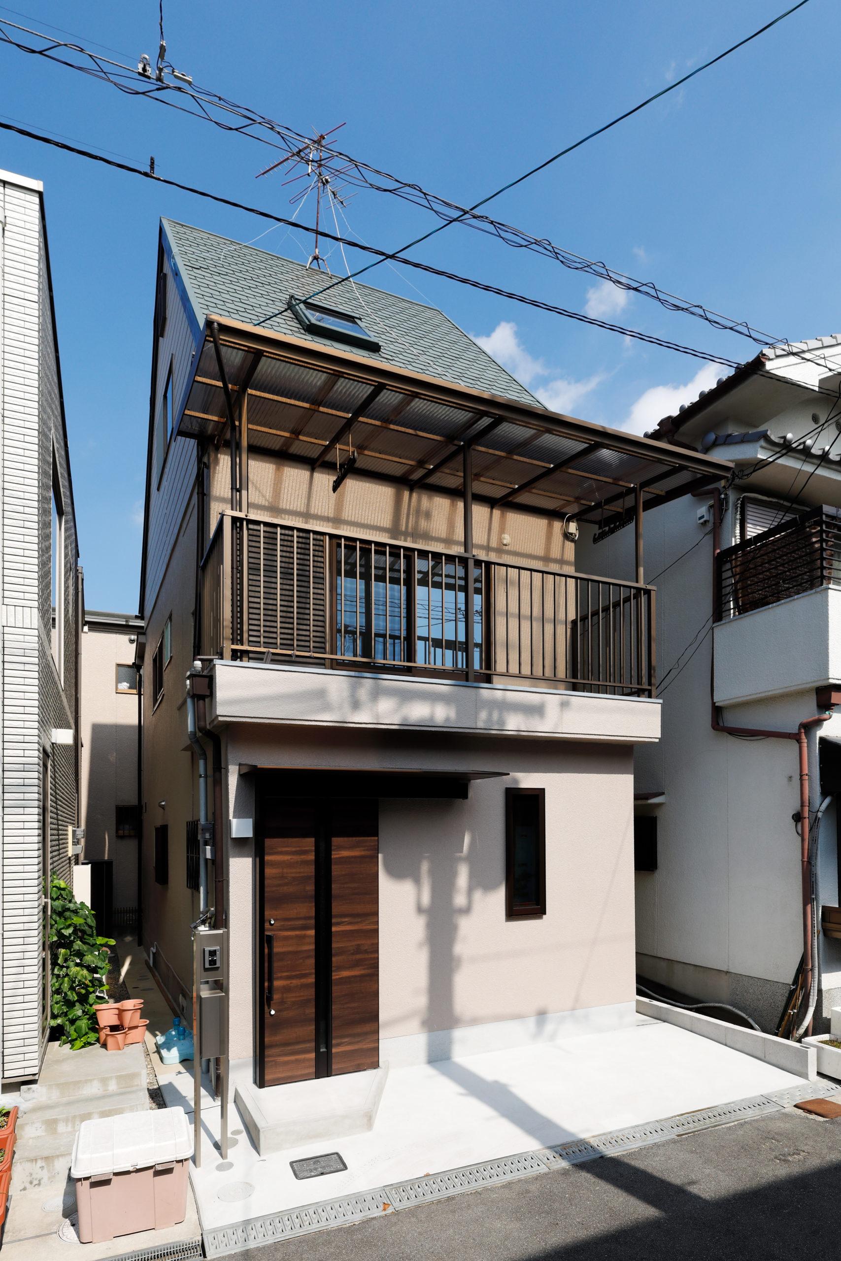イズホーム戸建てリノベーション築48年モデルハウス 大阪府堺市中区エリア
